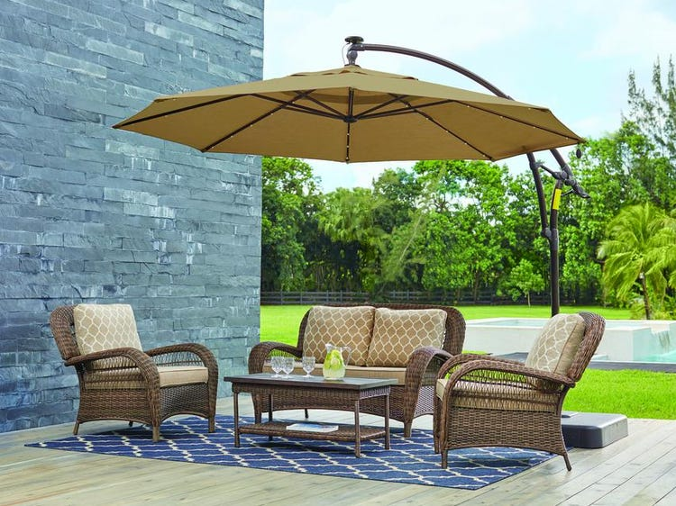 Patio Umbrellas Are Wonderful In Any Backyard
