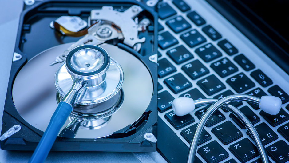data recovery work
